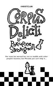 corpus delicit